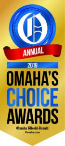 Omaha's Choice Awards 2019 Annual logo